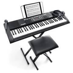 ALESIS - Kit Teclado Portatil Harmony 61 Mkii