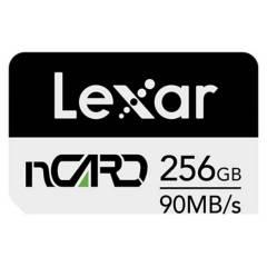 LEXAR - Memoria Micro SD 256GB 90MB/S