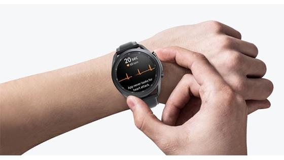 Samsung Galaxy Watch3 4G+LTE, 41mm, Mystic Bronze