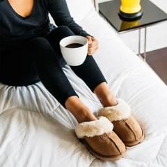 UGG - Zapato Casual Mujer Gamuza Beige