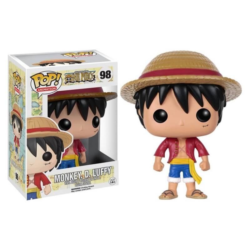 FUNKO - Funko Pop Anime One Piece Luffy