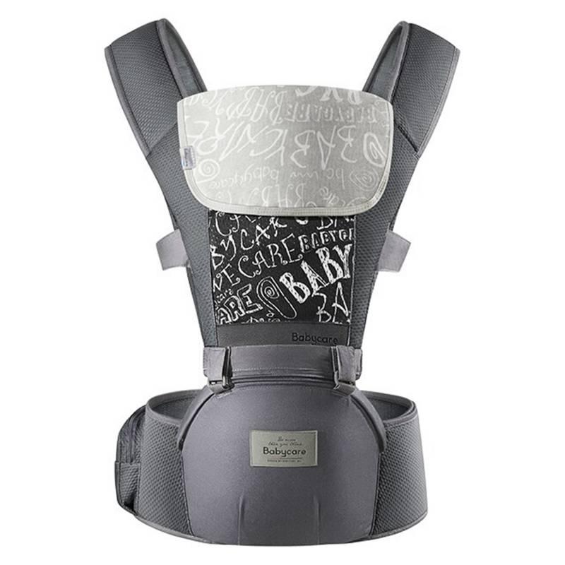 BABY CARE - Portabebe  360 Malla Transpirable 3D