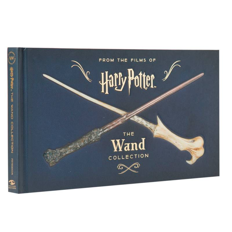 INSIGHT - Harry Potter The Wand Collection (Book)