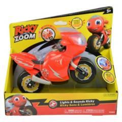 GENERICO - Ricky Zoom Moto Con Sonido