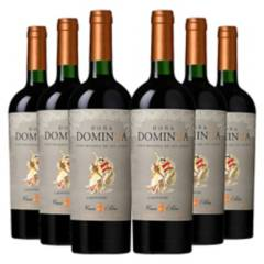 DOÑA DOMINGA - 6 vinos Doña Dominga Gran Reserva Carmenere