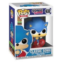 FUNKO - Funko Pop 30Th Sonic Running