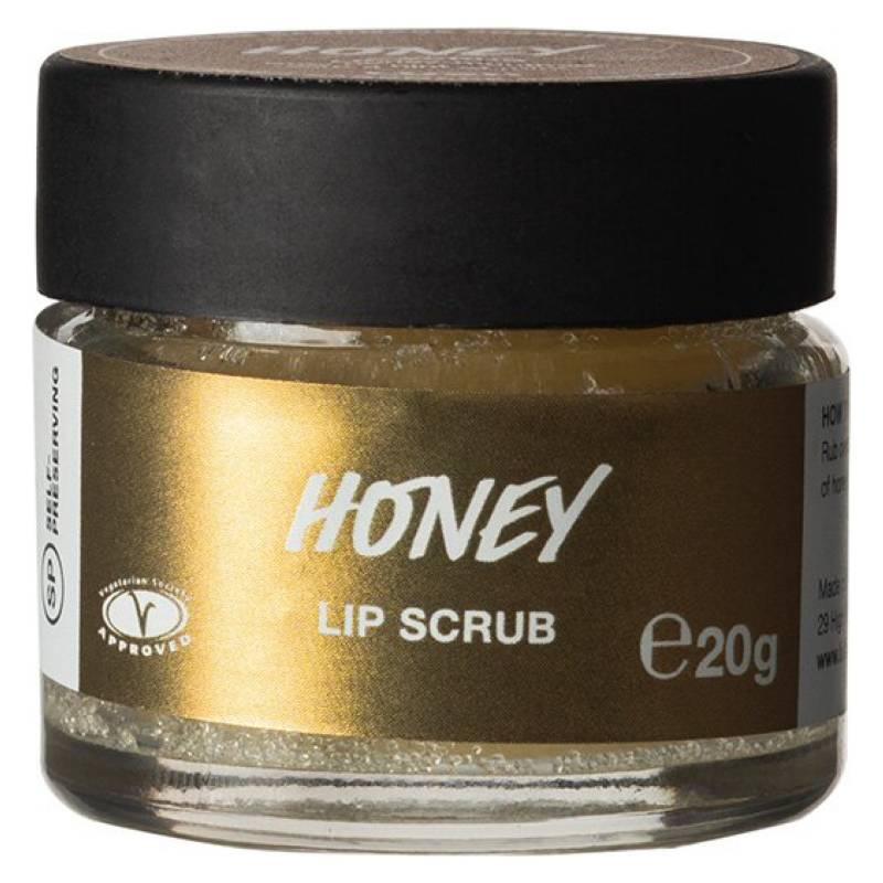 LUSH - Honey Lip Scrub