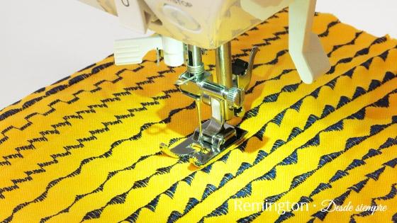 Máquina de coser, R7700, Remington