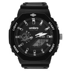 Umbro - Reloj Umbro Umb-123-1 Mujer Negro