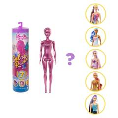 BARBIE - Barbie Fashionista, Color Reveal Brillante