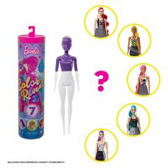 BARBIE - Barbie Fashionista, Color Reveal Colores