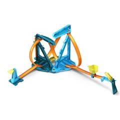 HOT WHEELS - Pista De Autos Hot Wheels Kit Infinity Loop