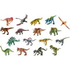 JURASSIC WORLD - Dinosaurio De Juguete Jurassic World Mini Dino Fig Coleccionable