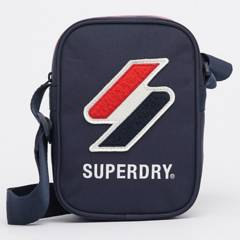 SUPERDRY - Bolsa Lateral Sport Style Hombre