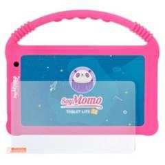 MOMO - SoyMomo Tablet Lite 2.0  Mica Rosado