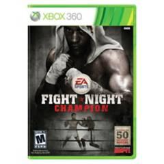 WARNER - FIGHT NIGHT CHAMPION REPUB PH CAN BC X360