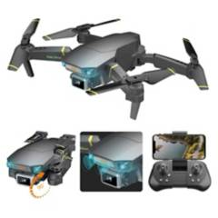 Global Drone - Drone Cámara 4K Gran Angular Gps Fpv Wifi Gd89 Pro