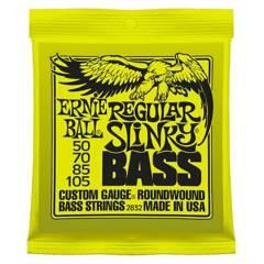 ERNIE BALL - Cuerdas Bajo Electrico Ernie Ball P02832 Nickel