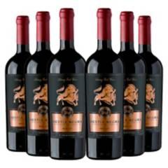 BESTIAS - 6 Vinos Bestia Negra Family Reserve Merlot