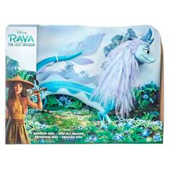 Raya - Figura de la dragona Sisu y dragón