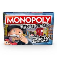 MONOPOLY - Juego de mesa Monopoly para malos perdedores