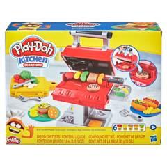 PLAY DOH - Kitchen Creations Súper Barbacoa Con 6 Colores
