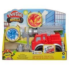 PLAY DOH - Arte Y Manualidades Para Niños Play-Doh Wheels Mini Camión De Bomberos