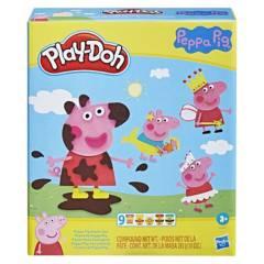PLAY DOH - Arte Y Manualidades Para Niños Play-Doh Peppa Pig Crea Y Diseña
