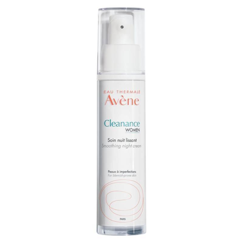 AVENE - Cleanance Women Cuidado Noche Alisador 30 ml