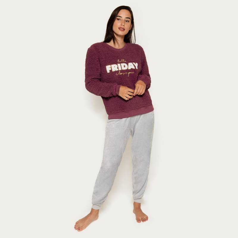 PALMERS - Pijama mujer manga larga