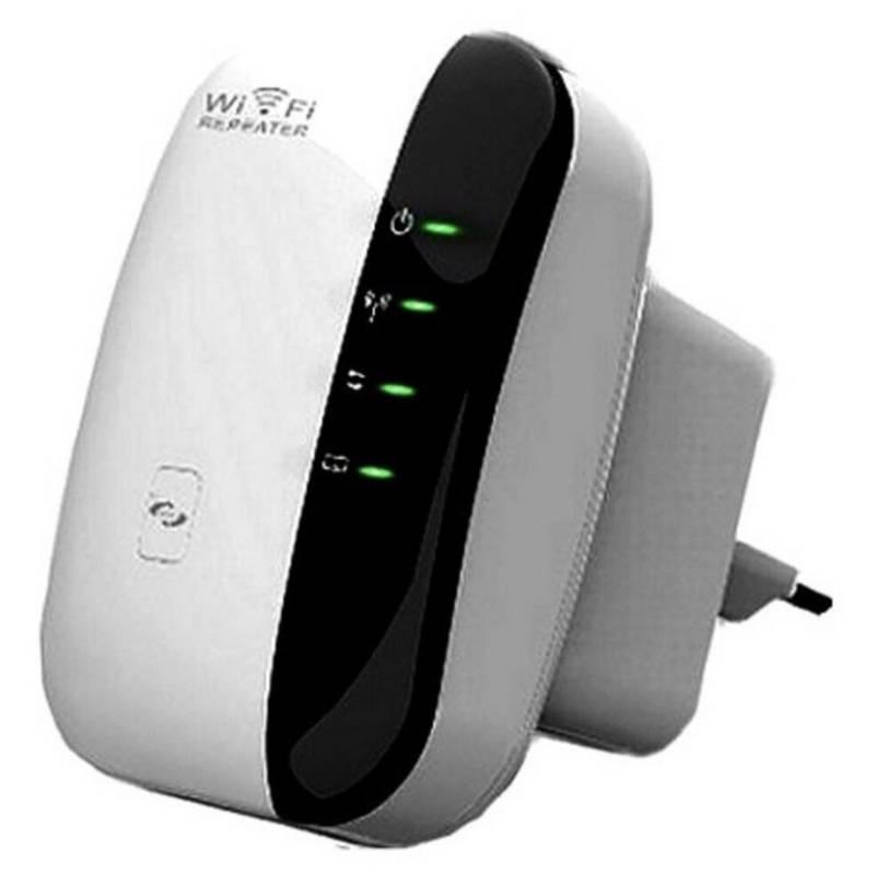 GO - Amplificador Repetidor Inalambrico Señal Wifi 300