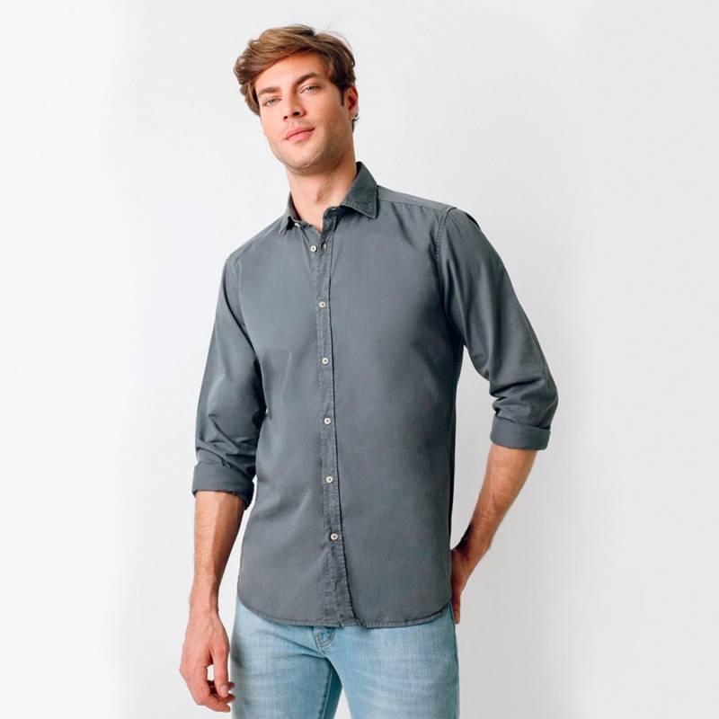 Scalpers - Camisa Básica Algodón