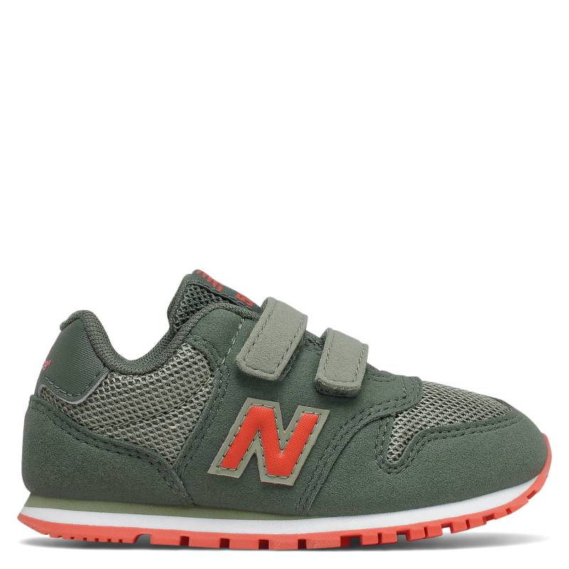 NEW BALANCE - 500 Zapatilla Urbana Niño Verde