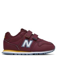 NEW BALANCE - 500 Zapatilla Urbana Niño Rojo