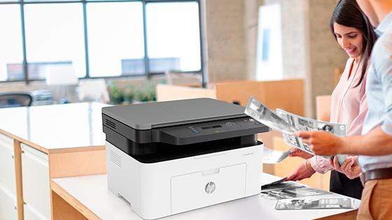 Impresora HP Laser MFP 135w Rendimiento