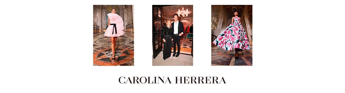 historia Carolina Herrera