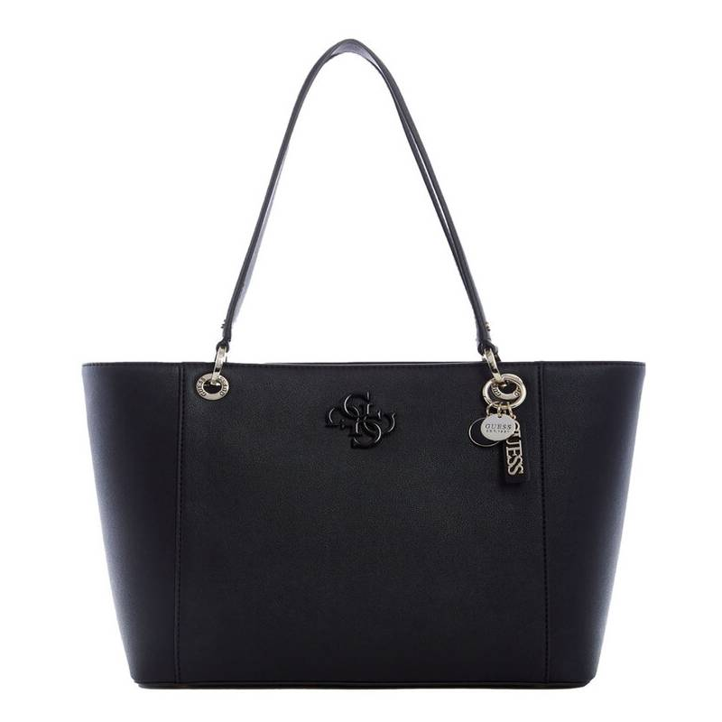 GUESS - Cartera  Noelle Elite Tote  Negro Guess
