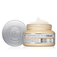 IT COSMETICS - Crema Hidratante Facial Confidence in a Cream Hydrating Moisturizer