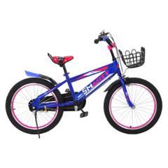 GO FUN - Bicicleta Infantil Anza Aro 12 Azul