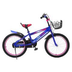 GO FUN - Bicicleta Infantil Anza Aro 20 Azul