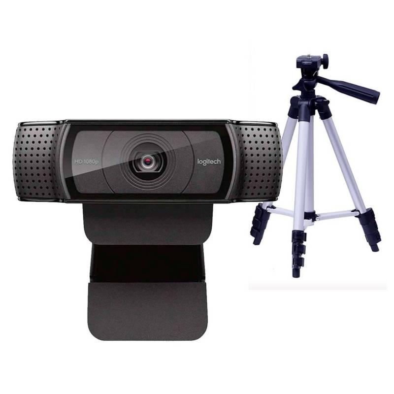 LOGITECH - Webcam C920E Business 1080P  Tripode 3110
