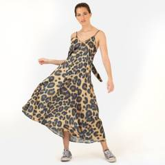 MONA - Vestido Maxi Mujer