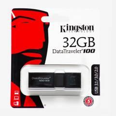 KINGSTON - Pendrive DT100 32GB 2.0