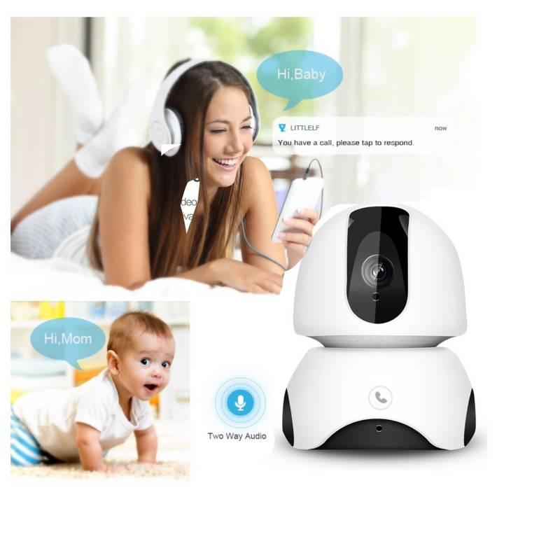 HOMECONNECT - Monitor Bebé Con Vision En Smartphone