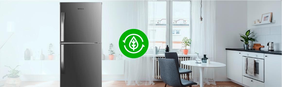 Gas refrigerante ecológico
