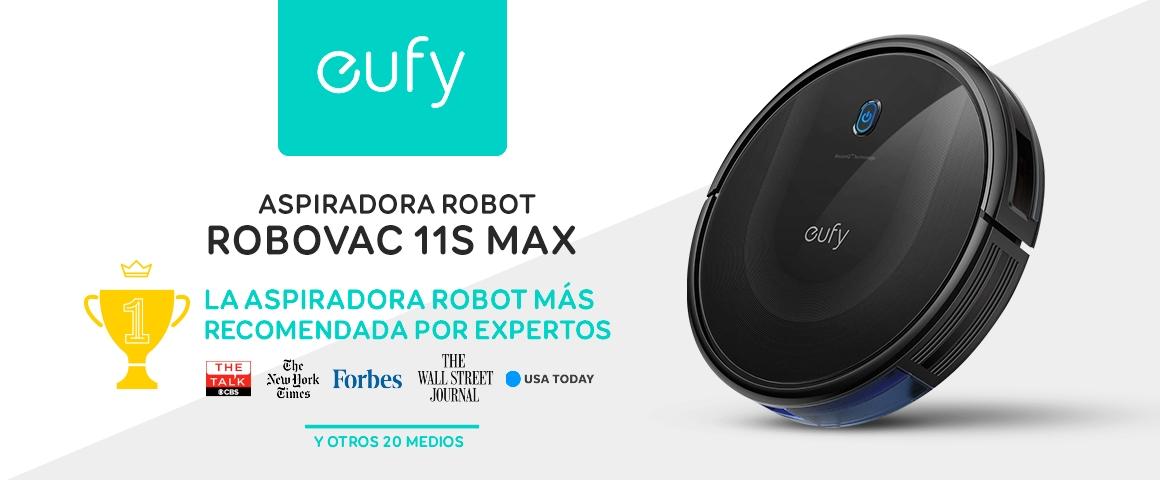 Aspiradora Robot Robovac 11S Max