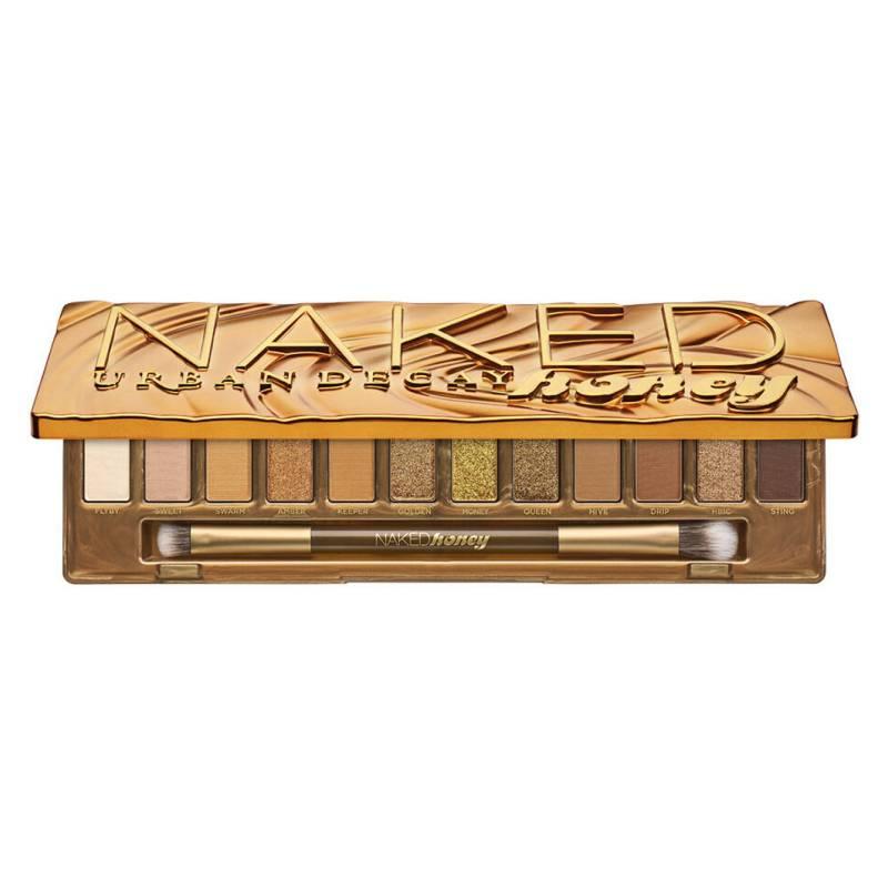 URBAN DECAY - Paleta de Sombras Naked Honey