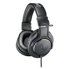 AUDIOTECHNICA - Audífonos Audiotechnica ATH-M20x