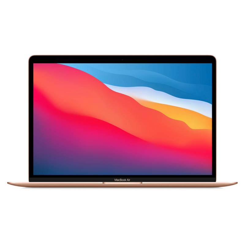 APPLE - MacBook Air M1 8GB RAM 256GB SSD Gold