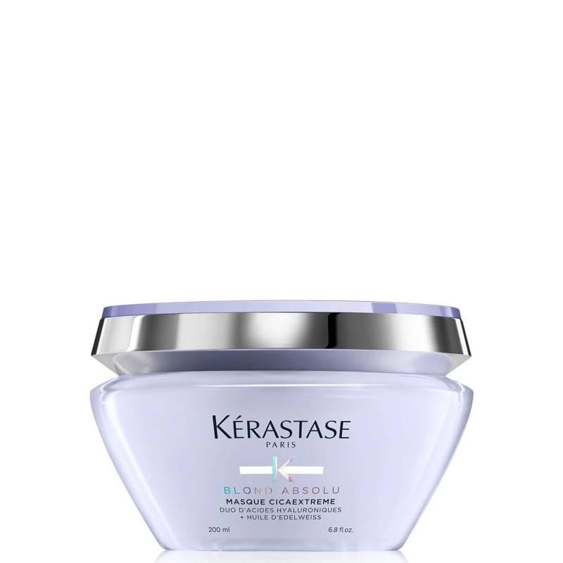 KERASTASE - Máscara Cabello Decolorado Masque Cicaextreme Blond Absolu 200 Ml